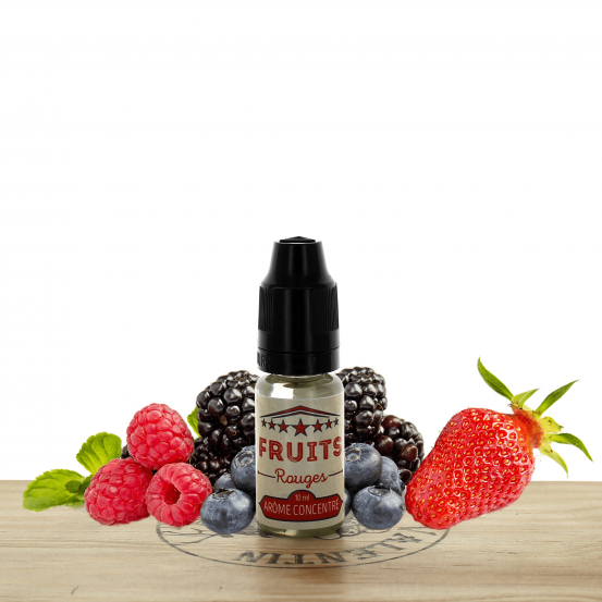 Fruits Rouges Arôme 10ml - VDLV