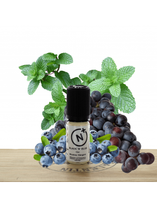 Black'N'Blue (sel) 10ml - T-Juice