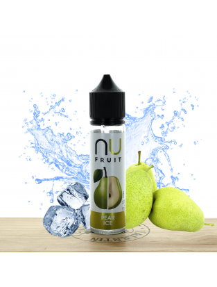 Pear Ice 50ml - NU Fruit