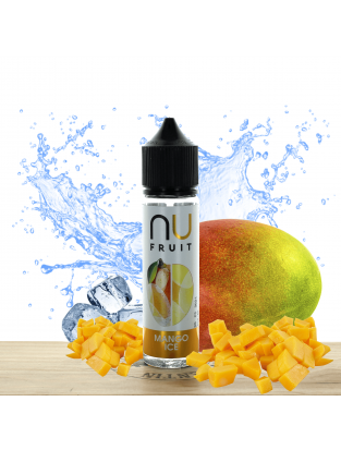 Mango Ice 50ml - NU Fruit