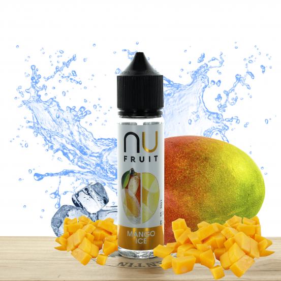 Mango Ice 50ml - NU Fruit