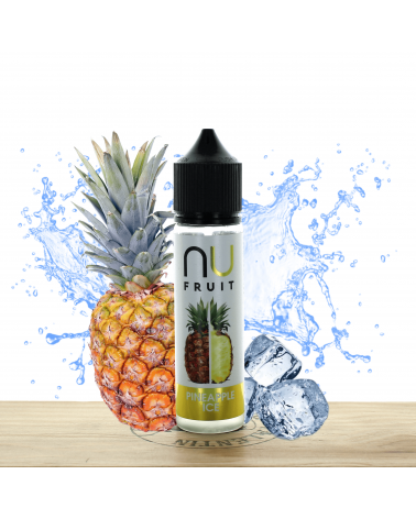 Pineapple Ice 50ml - NU Fruit