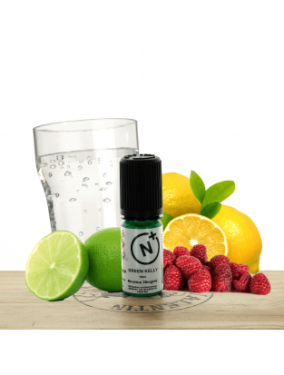 Green Kelly (sels) 10 ml - T-juice
