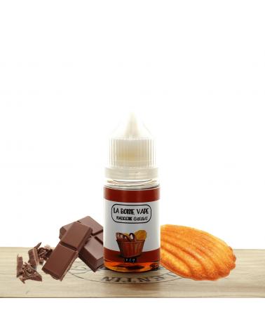 Madeleine chocolat 30ml - La bonne vape