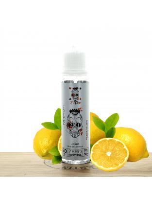 Joker Sherbet Lemon 50 ml - 21 Vape