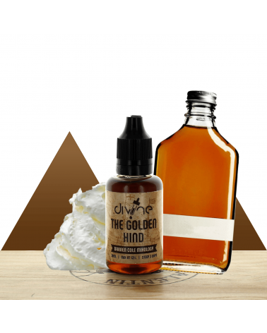 Divine Aroma The Golden Hind 30ml