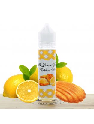 Madeleine citron 50ml - La bonne vape