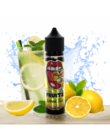 lemon Fizz 50ml - F**cking Fruitz