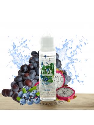 Fruits Bleus The Five Coctails 50ml - Vapeflam