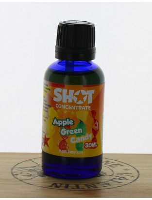 Concentré Green Apple Candy 30ml - Molinberry