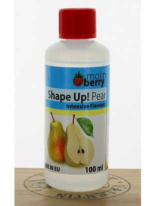 Shape Up Pear 100ml - Molinberry