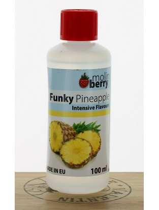 Funky Pineapple 100ml - Molinberry