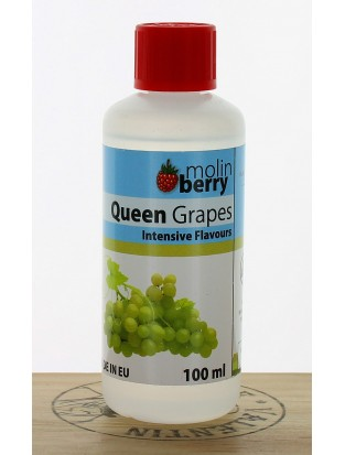 Queen Grapes 100ml - Molinberry