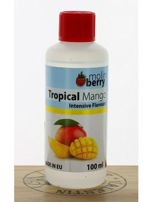 Tropical Mango  100ml - Molinberry