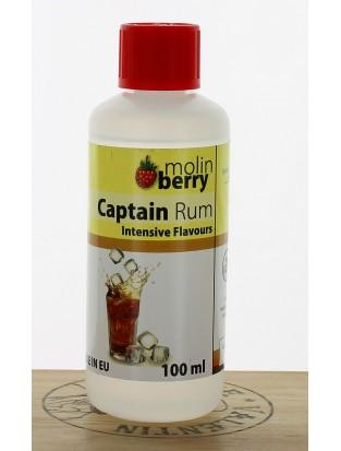 Captain Rum 100ml - Molinberry