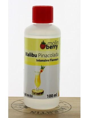 Malibu Pinacolada 100ml - Molinberry