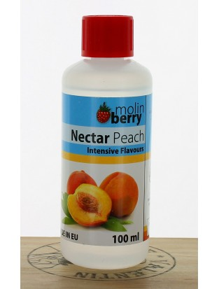 Nectar Peach 100ml - Molinberry
