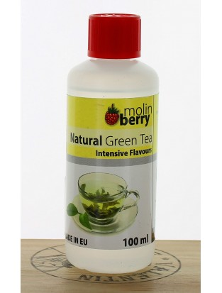 Natural Green Tea 100ml - Molinberry