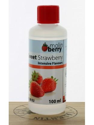 Concentré Sweet Strawberry 100ml - Molinberry