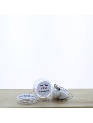 """Paire de Coils """"Ultra V2"""" - Coils Connection"""