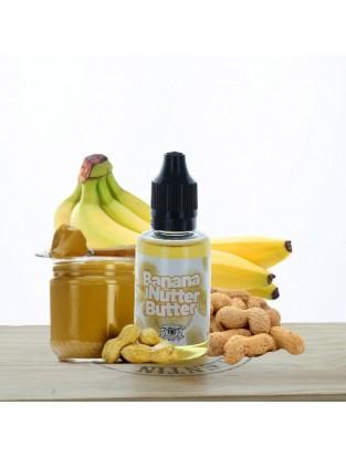 Concentré Banana Nutter Butter 30ml - Chefs Flavours