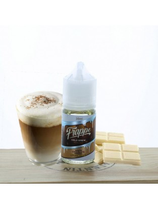 Concentré White Chocolate Mocha Frappe 30ml - Frappe Clod Brew