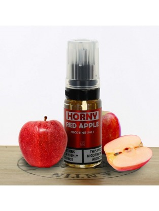 Red Apple 10ml (sel) 20mg - Horny Flava