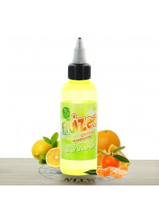 Citron Orange Mandarine (No Fresh) Fruizee 50 ml