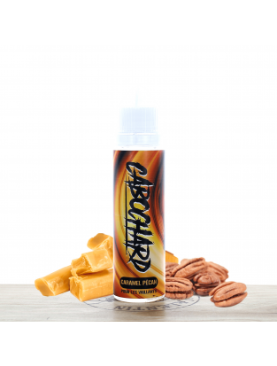 Caramel Pécan 50ml - Cabochard