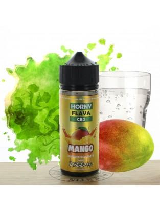 Horny Flava Mango CBD 2500MG 120ml - Horny Flava