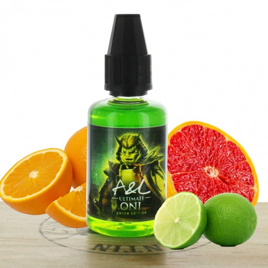 Concentré Oni 30ml - Ultimate green edition