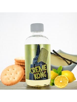 Creme Kong Lemon 200ml - Joe's Juice