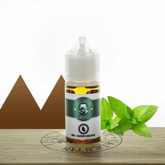 Concentré Don Cristo Mint (Sans Sucralose) 30ml - PGVG Labs