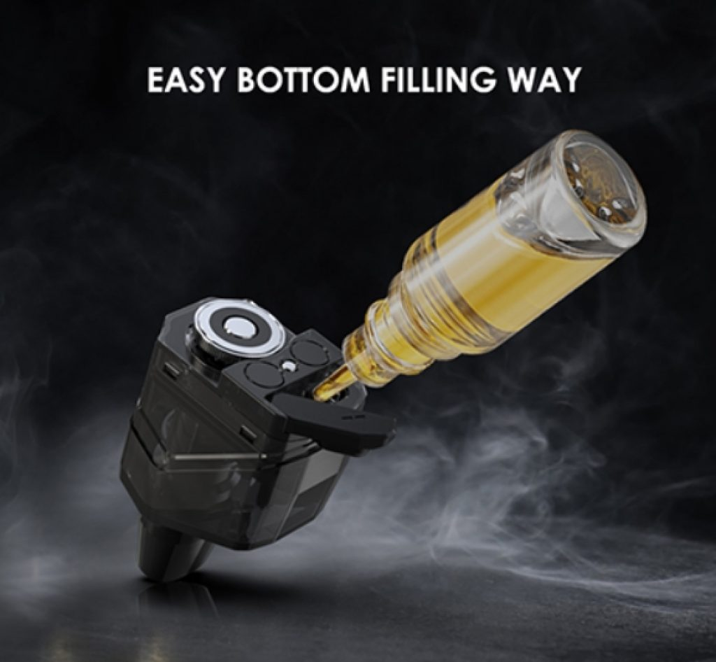 Cold Steel AK47 Pod permet la pose de deux drip tip